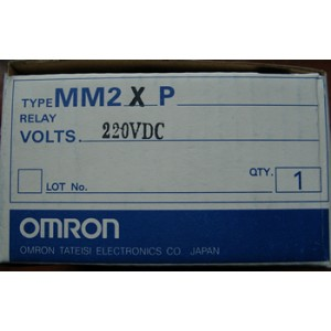 OMRON Relay MM series