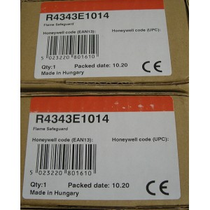HONEYWELL R4343-E1014