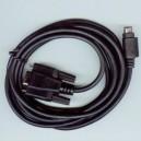 Delta DOP HMI to Delta PLC Cable