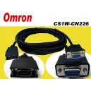 Omron PLC Cable CS1W-CN226